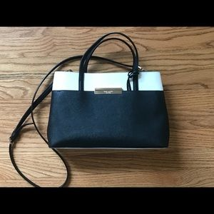Kate Spade Maiden Way Saffiano leather cross-body